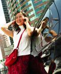 Asian cell phone car