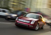Ford fusion 08