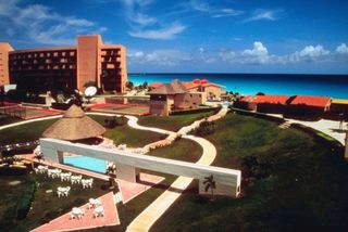 Mexico beach resorts