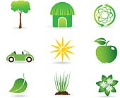 Energy efficient symbols