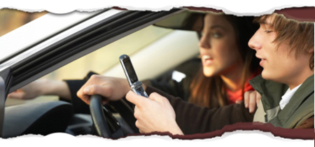 Teen-driver-texting