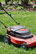 Electric mower 2011